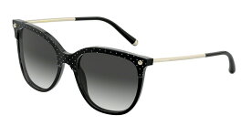 【楽天海外直送】Dolce & Gabbanaドルチェ&ガッバーナ レディース サングラスDolce & Gabbana DG4333 31268G 55サイズ 正規品 安い ケース&クロス付UVカット 紫外線カット