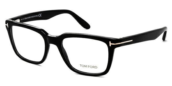 【楽天海外直送】Tom Fordトムフォード メガネフレームFT5304 001(フレームのみ)送料無料54サイズ 正規品 安い ケース付
