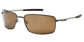 【楽天海外直送】Oakleyオークリー メンズ サングラスOakley OO4075 SQUARE WIRE Polarized 407506 60サイズ 正規品 安い ケース付