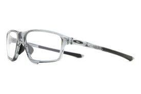 【楽天海外直送】Oakleyオークリー メンズ メガネOakley OX8080 CROSSLINK ZERO Asian Fit 808004 58サイズ 正規品 安い ケース付