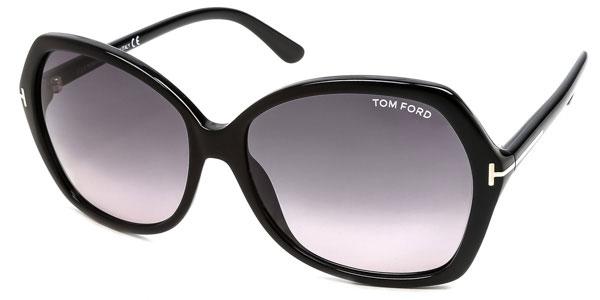【楽天海外直送】Tom Fordトムフォード サングラス レディースTom Ford FT0328 CAROLA 01B送料無料60サイズ 正規品 安い ケース&クロス付 クロス付
