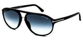 【楽天海外直送】Tom Fordトムフォード サングラス メンズTom Ford FT0447 JACOB 01P送料無料60サイズ 正規品 安い ケース付 クロス付UVカット 紫外線カット