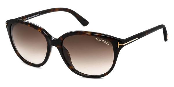 【楽天海外直送】Tom Ford トムフォード サングラス レディース Tom Ford FT0329 KARMEN 52F 送料無料 57サイズ 正規品 安い ケース付