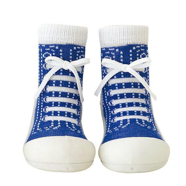 Baby feet スニーカーズ ブルー 12.5cm【ラッピング不可】