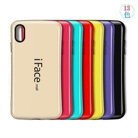【送料無料】iFace mall iPhone XR ケース カバー アイフォンXR (6.1インチ)アイフェイス モール スマホケース 耐衝撃