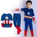 キャプテン アメリカ Tシャツ パジャマ