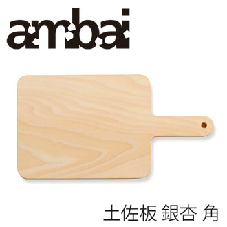 AMBAI Tosa plate Ginkgo square TK-46020 / rate