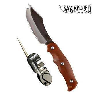 SAKAKNIFE鱼如果+专用的shapunasetto
