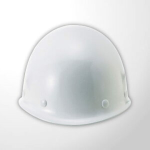 進和化学工業 ヘルメット MP型 MP型F-2-O式R【白】ホワイト 【代引き不可】【沖縄・離島配送不可】