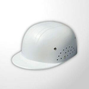 進和化学工業 ヘルメット クリーンキャップ 1本吊りあご紐付 白【ホワイト】 【代引き不可】【沖縄・離島配送不可】