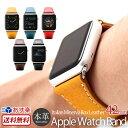 Apple Watch バンド 42mm 用 イタリアン ミネルバボックス レザー使用 D6 IMBL(ディーシックス アイエムビーエル) Series1 Se...