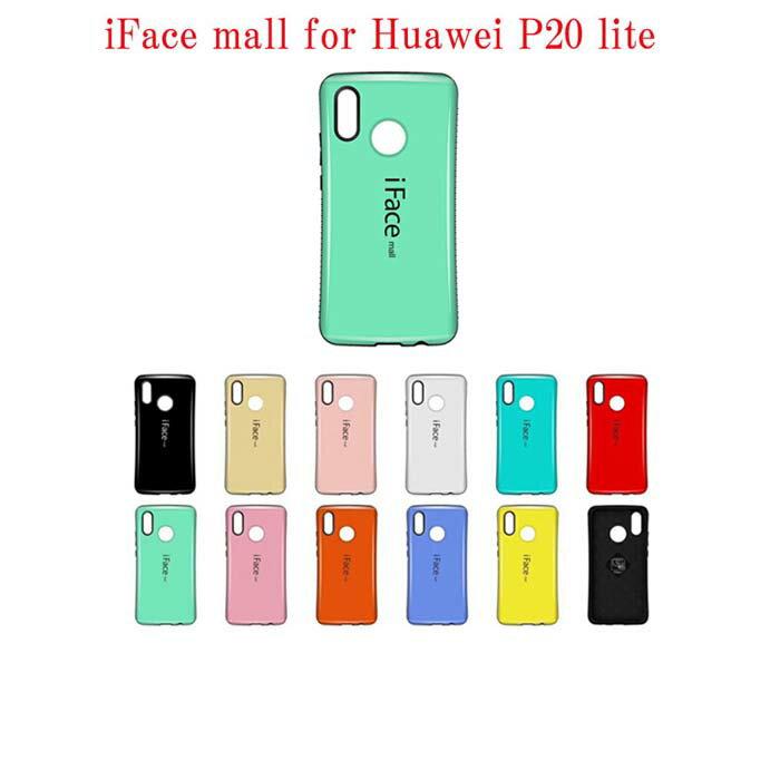 【送料無料】iFace mall Huawei P20 liteケース ケースカバー高級感P20ライトハードケースP20 Liteファーウェイ耐衝撃 HuaweiP20lite スマホケース