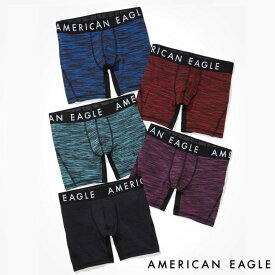 """アメリカンイーグル メンズ AEO 6""""フレックス ボクサーブリーフ マルチパック 5枚パック抗菌タイプAmerican Eagle AEO 6"""" Flex Boxer Brief Multipack 6-Pack"""