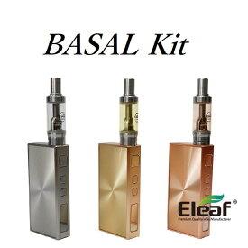 【あす楽】Eleaf BASAL Kit スターターキット 電子たばこ 電子タバコ セット VAPE