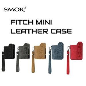 Smok Fetch Mini Leather Case スモックフェッチミニ レザーケース