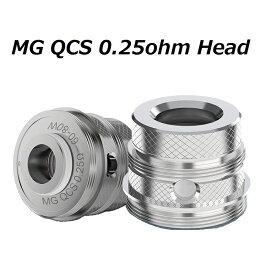 Joyetech 【ULTIMO用】MG QCS 0.25ohm Head 5pcs (60-80W) 電子タバコ アトマイザーヘッド ウルティモ用
