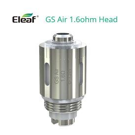 【メール便で送料無料】Eleaf GS Air 1.6 Coil GS Air Series Atomizer Head 5個パック