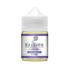TEA-LIGHTFUL BERRY D'LIHGT TEA お徳用60mlティーライトフル ベリーデライトティー電子タバコ リキッド