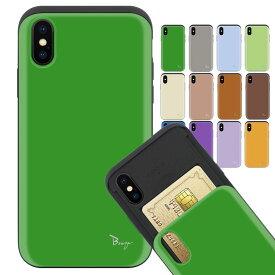 iphone xr ケース iphone8 ケース アイフォンxrケース galaxy s10 plus ギャラクシー s10 TPU バンパー Bumper 耐衝撃 カード入れ マット加工 スマホケース カード 背面 擦り傷防止 Breeze