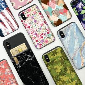 iPhone SE 第2世代 iPhone SE2 iphone 11 ケース iphone8 ケース アイフォンxrケース iphone xs TPU バンパー Bumper 耐衝撃 カード入れ マット加工 スマホケース カード 背面 擦り傷防止 Breeze