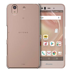 arrows be f-04k ケース ドコモ スマートフォン アローズ be F-04K ケース docomo f04k ハードケース カバー 液晶保護フィルム付き シンプル クリア 透明 背面