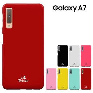 Galaxy a7 ケース 2019 galaxy a7 ケース ギャラクシー A7 スマホケース 楽天モバイル  カバー ハードケース 液晶保護フィルム付き