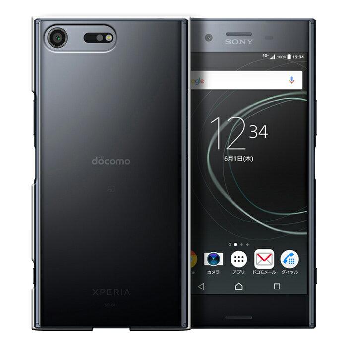 SO-04J ケース xperia xz premium so04j ケース ドコモ docomo so-04j カバー ハードケース 携帯ケース 透明