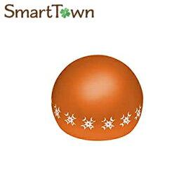 リアン (Lien) 3月アクアマリン ペット専用骨壺 メモリアルボール リアン クレシェント オレンジ