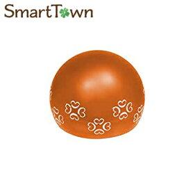 リアン (Lien) 4月ダイヤモンド ペット専用骨壺 メモリアルボール リアン ブラザー オレンジ