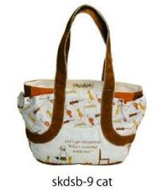 【送料無料】cat シンジカトウトートバッグ Shinzi Katoh Design shopping bag