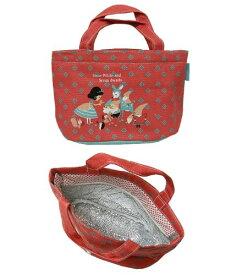 白雪姫ソング かわいい保冷ランチバッグ シンジカトウ snow white cute lunch bag Shinzi Katoh design