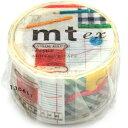mt ex マスキングテープ マテリアル 30mm×10m カモ井 masking tape [宅配便のみ]