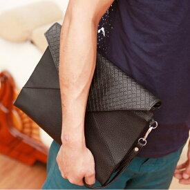 【1000円】【数量限定】クラッチバッグ  MB-37ちょっとしたお出かけに 軽量 コンパクト B5サイズ男のバッグ 通学 おしゃれ景品 プレゼントカラー 人気の黒 (1色)