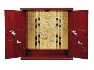 【国産】 激安 ミニ仏壇 やまと 大サイズ  ※ご注文いただいてから約1週間後のお届けとなります。