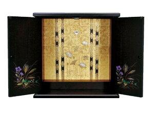 【国産】 激安 ミニ仏壇 春日 大サイズ  ※ご注文いただいてから約1週間後のお届けとなります。