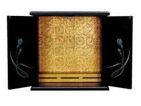 【国産】 激安 ミニ仏壇 クロッカス 小サイズ  ※ご注文いただいてから約1週間後のお届けとなります。