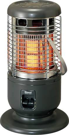リンナイ ガス赤外線ストーブ R-1290VMS3(A)