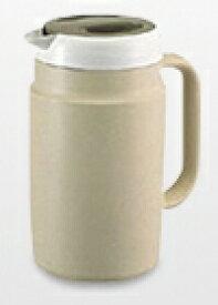 タイガー魔法瓶保冷ピッチャー(断熱材使用)1.7L 【PPB-A170-C】 カラー ベージュ