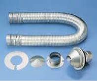リンナイ ガス衣類乾燥機用排湿管セット【DPS-100】
