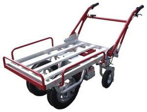 【送料無料】国産 電動運搬車両 電動猫吉4輪タイプ【代引き不可】