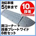 段差プレート10cm用ワイド90cm10-90