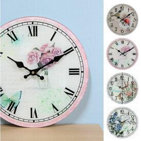 掛け時計 アンティーク / ガラスアンティーク時計/【ポイント 倍】【ss】