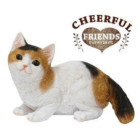 ガーデン 置き物 / チアフルフレンズ 子猫のハナ 1003698-01 /【ポイント 倍】【20P】