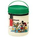 保温 保冷 ケース /ウェット素材 スープジャー ポーチ Mサイズ Mickey&Friends ピクニック ミッキー&フレンズ LJFC3・LJSP3対応 /【ポイント 倍】【送料無料】