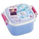食洗機対応ミニタイトランチ 160ml アナと雪の女王2 /ディズニー アナ雪 スケーター 日本製 かわいい 女の子 紫 パー…