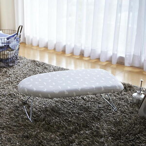 軽量スチールメッシュアイロン台 ネコプレス【送料無料】/ 折りたたみ アイロン台 デザイン 猫 ネコ ねこ柄 かわいい カバー 柄