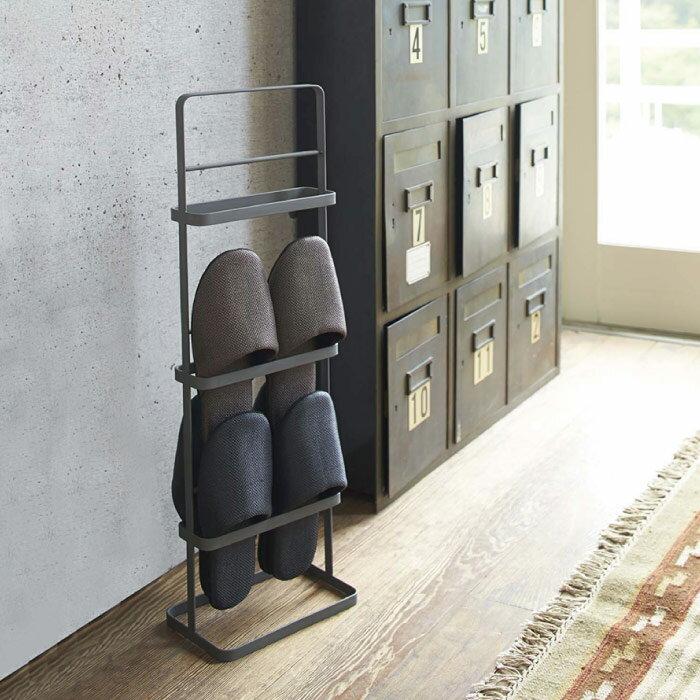 スリッパラック アイアン / スリッパラック クルード [02372] slippers rack CRUDE wide【P10】/10P03Dec16