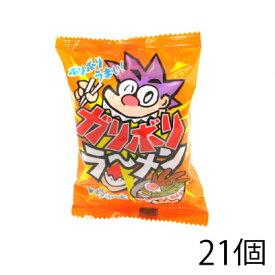 やおきん ガリボリラーメン 25g (21個入)