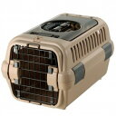 【訳あり】ドッグ リッチェルキャンピングキャリー ダブルドア S超小型犬・猫用(体重目安:5kg以下)ブラウン