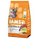 【訳あり】キャットフード アイムス賞味期限:2020年1月28日以降インドア チキン1.5kg (ねこ、猫、ネコ)(ドライフード、ペットフー…